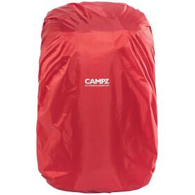 CAMPZ Raincover L 30-55L rot